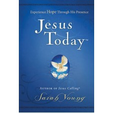 Jesus Today - Sarah Young - Hard Cover