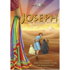 Joseph - Beloved Son - Rejected Slave - Exalted Ruler (DVD)