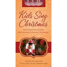 Kids Sing Christmas - Split-track Music for Children - 3 CD collection