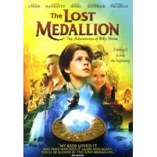 The Lost Medallion - the Adventures of Billy Stone (DVD)