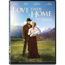 Love Finds a Home - #8 - DVD