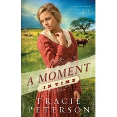 A Moment in Time - (Lone Star Brides) - Tracie Peterson