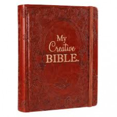 KJV My Creative Bible - Tan Hard Cover