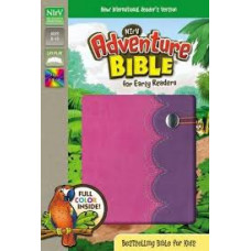 NIRV Adventure Bible for Early Readers - Amethyst / Pink