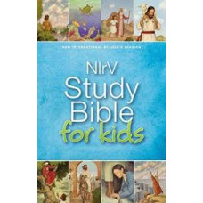 NIRV Study Bible for Kids- Hardcover