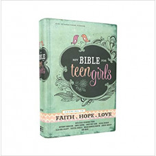 NIV Bible for Teen Girls - Hardcover
