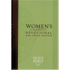 NIV  Women's Devotional & Study Bible - Hard Cover