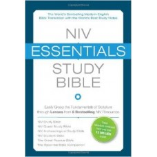 NIV Essentials Study Bible - Hard Cover