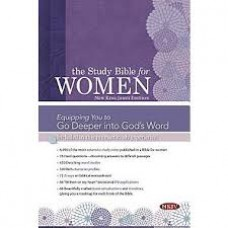 NKJV Study Bible for Women - Hard Cover