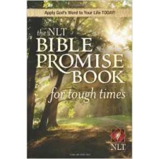 NLT Bible Promise Book for Tough Times - Tyndale