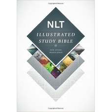 NLT Illustrated Study Bible - Hard Cover