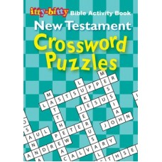 New Testament Crossword Puzzles - Itty Bitty