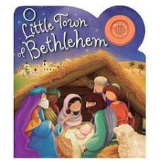 O Little Town of Bethlehem - Musical Board Book