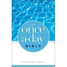 Once a Day Bible NIV Chronological Edition - Paper Back