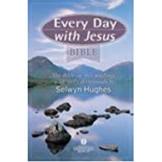 Every Day With Jesus One Year Bible HCSB - Hard Cover