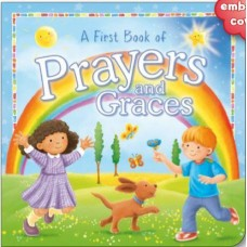 A First Book of Prayers and Graces - Award Publications - Board Book