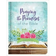 Praying the Promises of the Bible - A Prayer Journal to strengthen Your Faith - Donna K Maltese