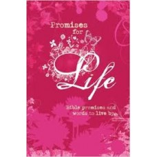 Promises for Life - Bible Promises & Words to Live by - Pocket Inspirations