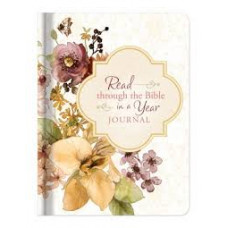 Read Through the Bible in a Year Journal - Emily Marsh