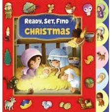 Ready Set Find Christmas - Zonderkidz