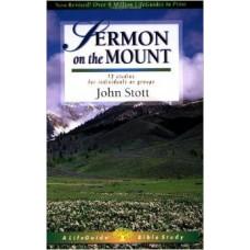 Sermon on the Mount - Life Guide Bible Study - John Stott