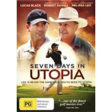 Seven Days in Utopia - DVD