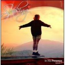 Soaking In His Presence - CD