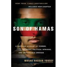 Son of Hamas - Mosab Hassan Yousef with Ron Brackin