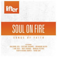 Soul on Fire - Songs of Faith - CD