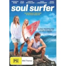 Soul Surfer - the Incredible True Story of Bethany Hamilton (DVD)