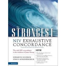 The Strongest NIV Exhaustive Concordance (Hard Cover)