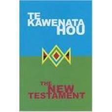 Te Kawenata Hou - Maori / English New Testament - Paperback