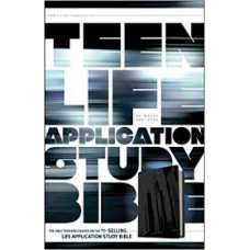 Teen Life Application Study Bible - NLT - Steel City Edition