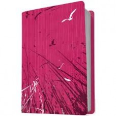 Teen Life Application Study Bible - NLT - Pink Fields Edition