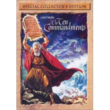 The Ten Commandments - Special Collector's Edition - DVD