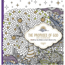 The Promises of God - Adult Coloring Book - Passio