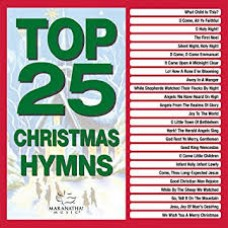 Top Twenty Five Christmas Hymns - Maranatha CD