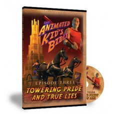 The Animated Kid's Bible - Episode #3 - Towering Pride and True Lies (DVD)