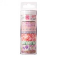 Washi Tape Set 8pc Blossoms of Blessings