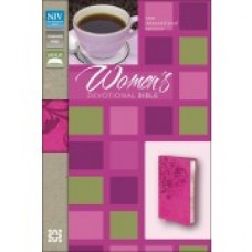 NIV Women's Devotional Bible (Raspberry Tu Tone)