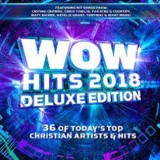 Wow Hits 2018 - Deluxe Edition - CD
