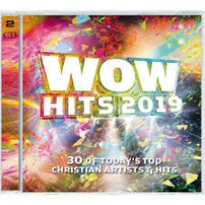 WOW Hits 2019 - CDs