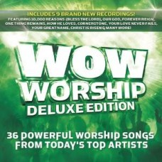 Wow Worship Deluxe Edition - Lime - CD