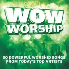 Wow Worship Lime - CD